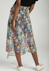NAF NAF - A-line skirt - multicouleurs - 2