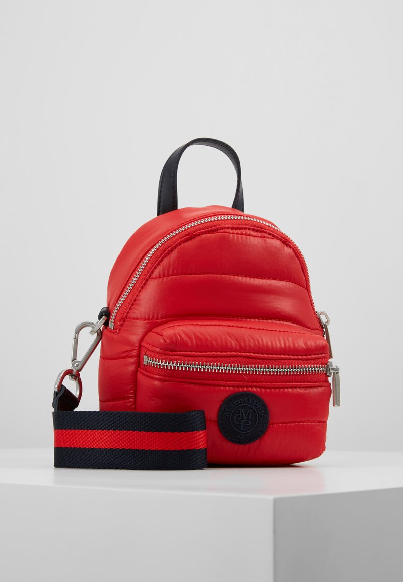 Marc O'Polo - Across body bag - rouge red