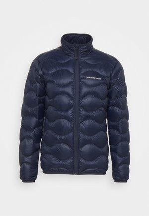 HELIUM JACKET - Down jacket - blue shadow