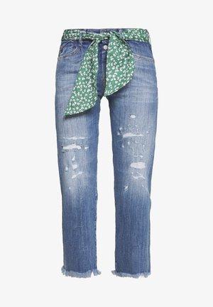 PRECIOUS - Jeans a sigaretta - blue