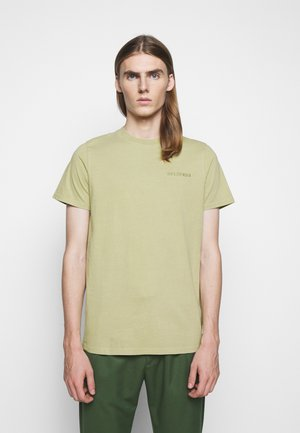 CASUAL TEE - Basic T-shirt - sand
