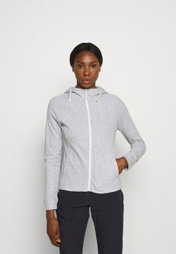 MONZA - Zip-up sweatshirt - steam