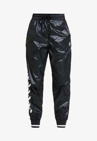 Converse - VOLTAGE JOGGERS - Trousers - black - 5