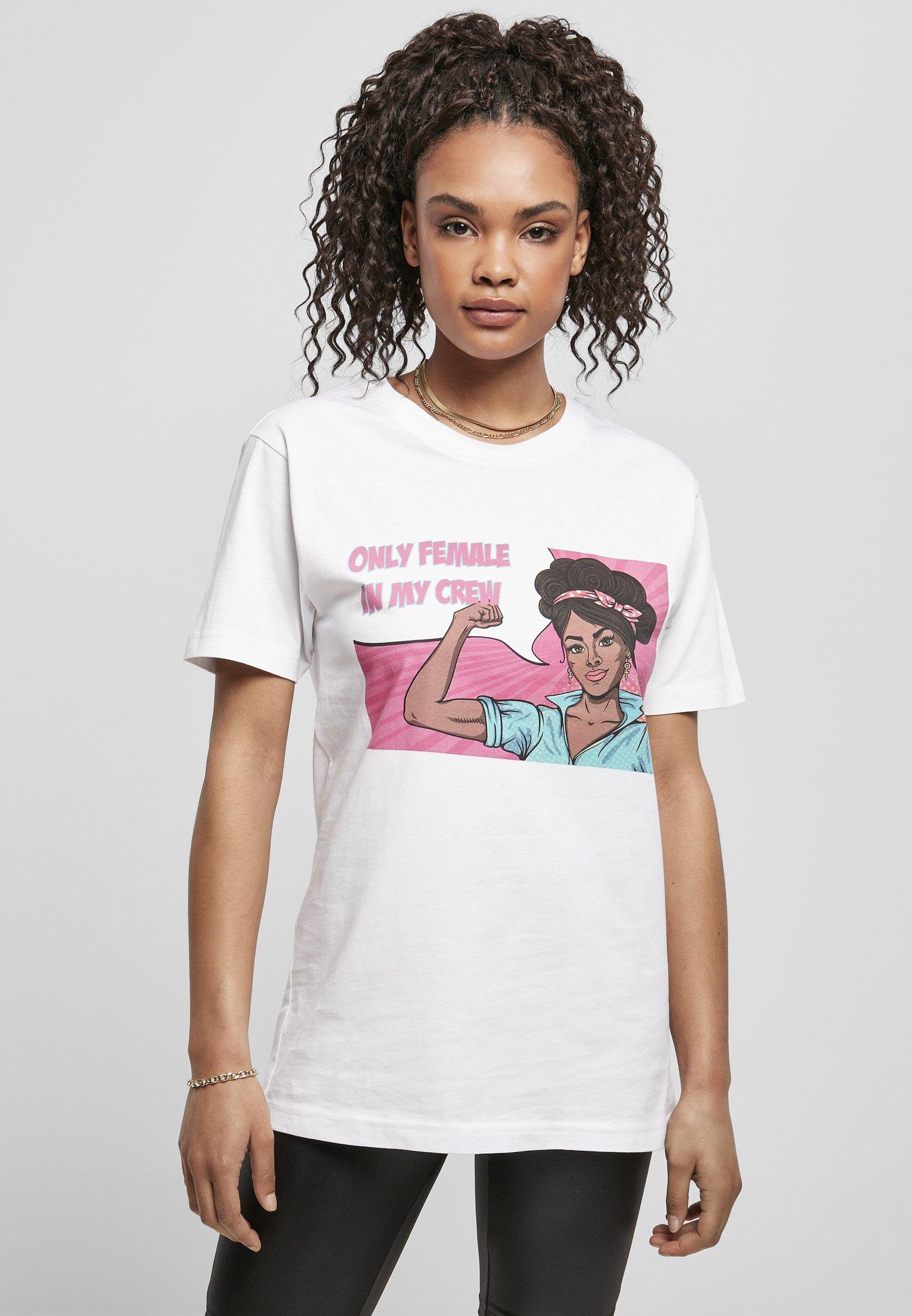Damen DAMEN  - T-Shirt print
