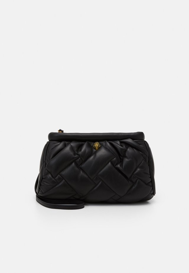KENSINGTON SOFT - Clutch - black