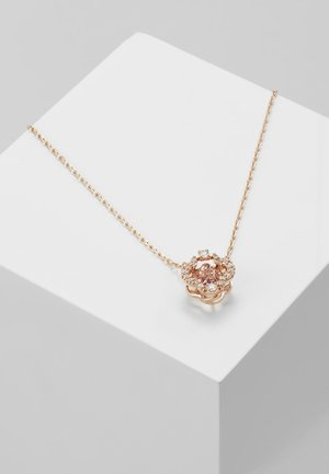 SPARKLING NECKLACE - Collar - fancy morganite