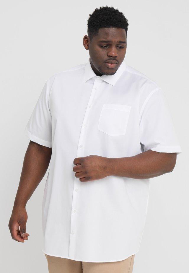 COMFORT FIT KENT - Koszula biznesowa - white
