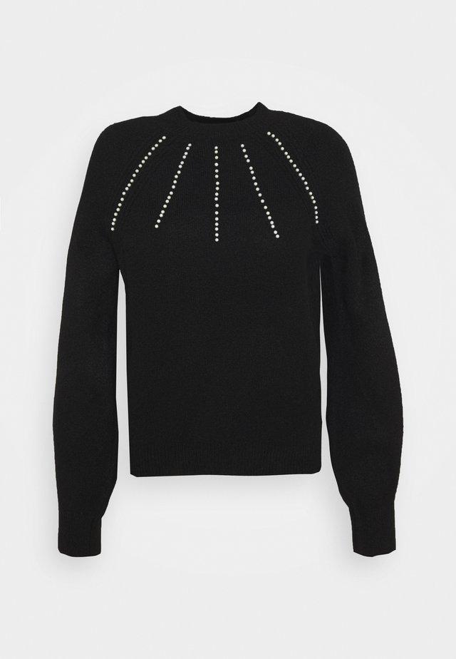 VMPEPPY HIGHNECK  - Pullover - black
