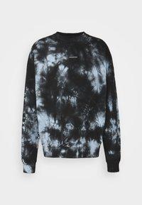 Good For Nothing - OVERSIZED TIE DYE UNISEX - Sweatshirt - blue - 0