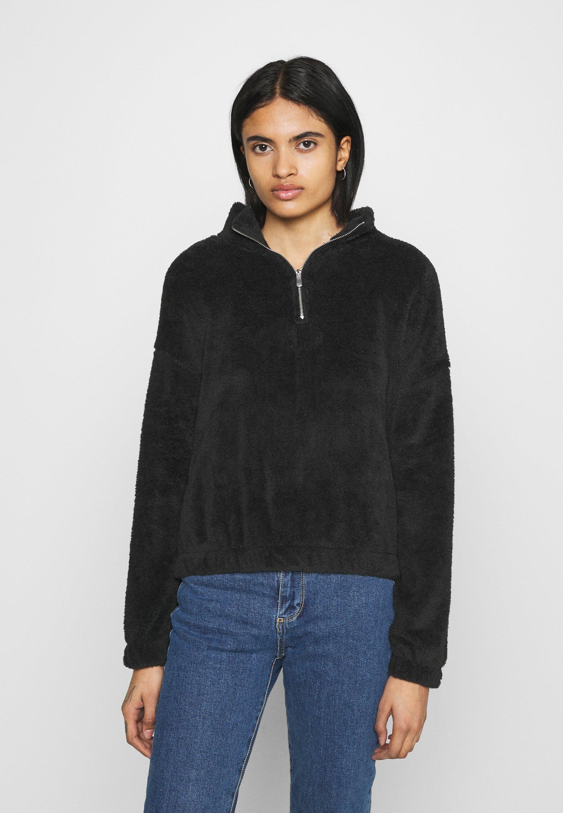 Women JDYTEDDY ZIP - Sweatshirt