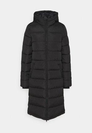 PCBEE LONG JACKET - Winter coat - black