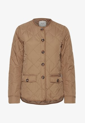 PZELINA - Light jacket - tannin