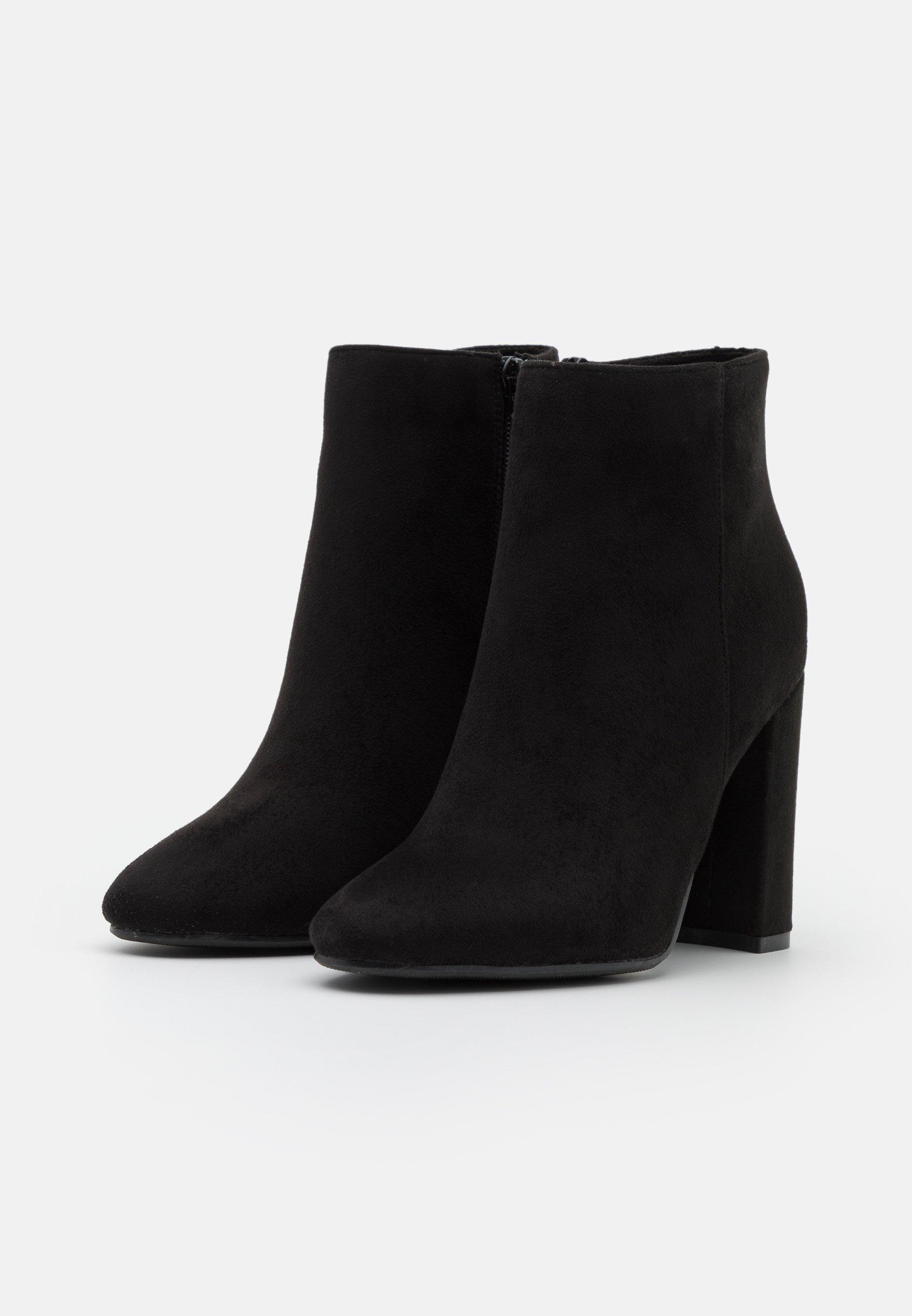 KHARISMA High Heel Stiefelette nero/schwarz