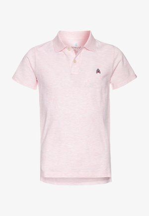 CRITTER - Polo shirt - heather pink
