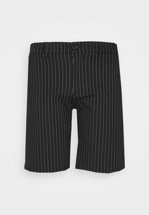 PLUS PONTE - Shorts - black/white