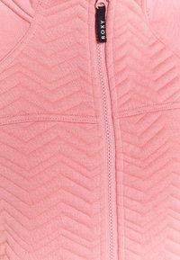 Roxy - LIMELIGHT - Fleece jacket - dusty rose - 2