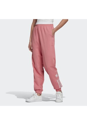 TRACKPANT - Tracksuit bottoms - hazy rose