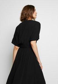 Selected Femme - SLFVIENNA DRESS - Day dress - black - 4