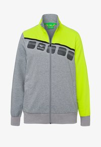Erima - Sports jacket - grey/green - 4