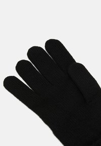 Lacoste - UNISEX - Gloves - black - 1