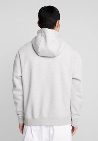 Nike Sportswear - FLC BSTR - Hoodie - grey heather - 2
