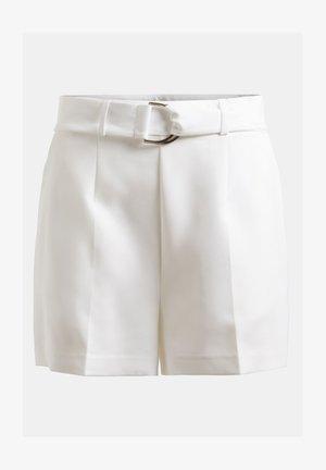 NEW SUZY - Shorts - weiß
