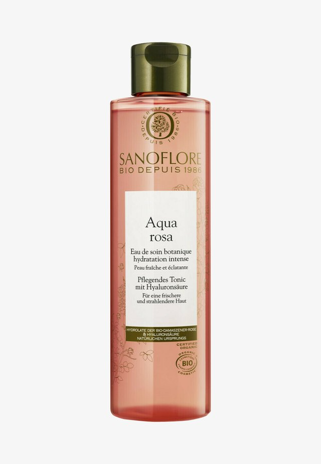 FACE CARE CARING AQUA ROSA FRESCA - Face cream - -