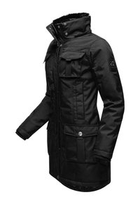 Navahoo - Winter coat - black - 5
