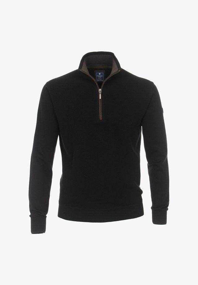 REDMOND  - Sweatshirt - schwarz