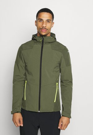 BENDON - Softshelljacke - dark olive