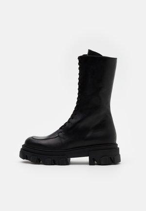 DEMETER - Platform boots - black