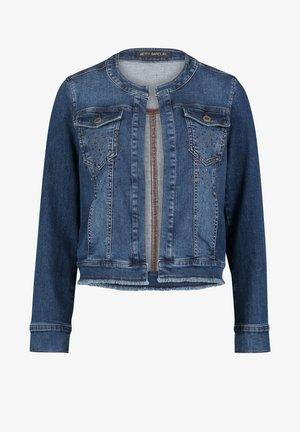 SCHMUCKSTEINEN - Denim jacket - blau
