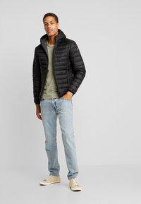 Schott - SILVERADO - Down jacket - noir - 1