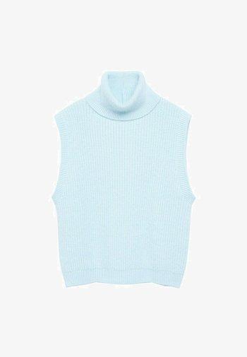 CHALET - Stickad tröja - azul celeste
