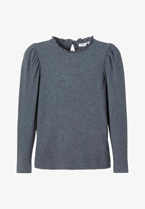RIPPDESIGN - Long sleeved top - india ink