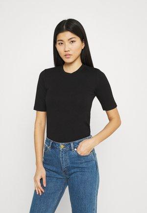 CHAMBERS - T-shirt basic - black
