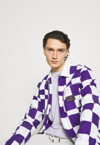 Quiksilver - CHECK OUT - Longsleeve - pastel lilac - 4