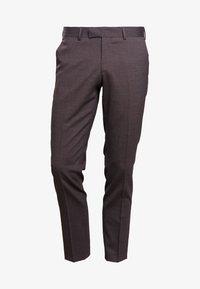 Tiger of Sweden - GORDON - Pantalon de costume - grey - 5