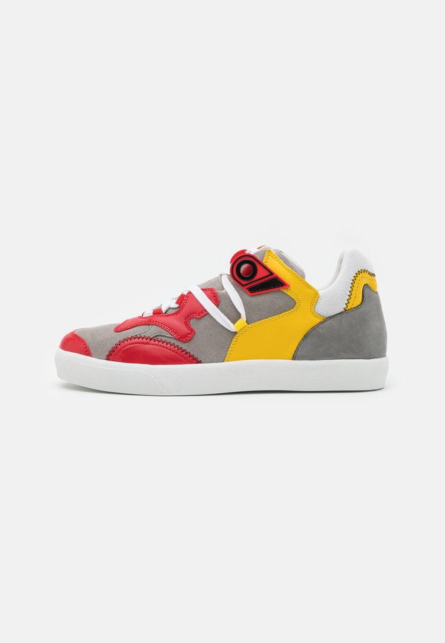 GYMNIC - Sneakers laag - multicolor/orange