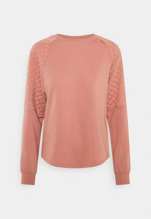 JDYNAPA RAGLAN - Sweatshirt - old rose