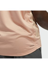 adidas Performance - YOGA MUSCLE TEE - Top - ambient blush - 5