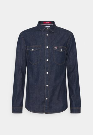 WESTERN SHIRT - Shirt - dark indigo