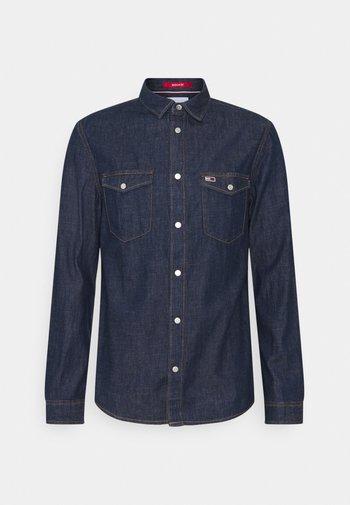 WESTERN SHIRT - Košile - dark indigo