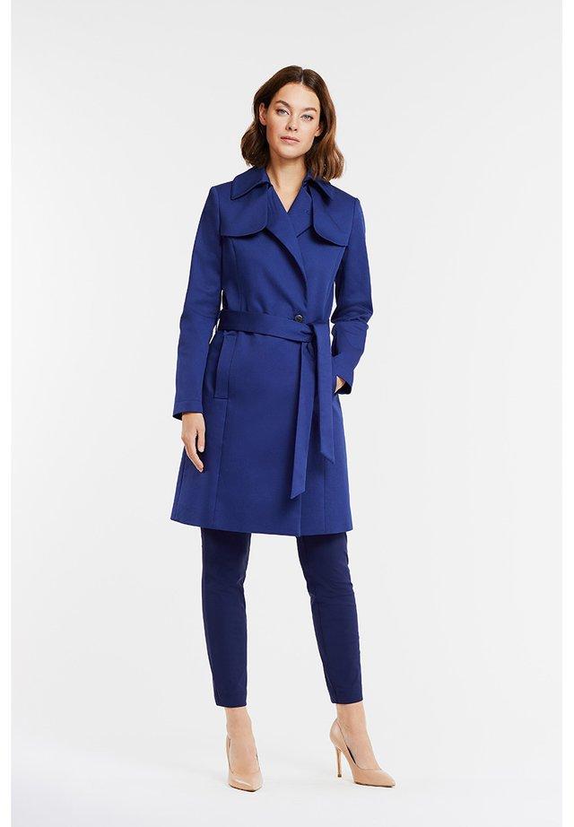 Short coat - blue dark