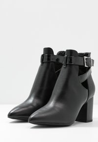 New Look - ELECTRIC - Ankle boot - black - 4