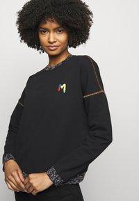 M Missoni - FELPA - Sweatshirt - black - 3
