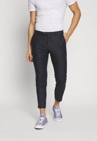 Twisted Tailor - MOONLIGHT - Pantaloni - navy - 0