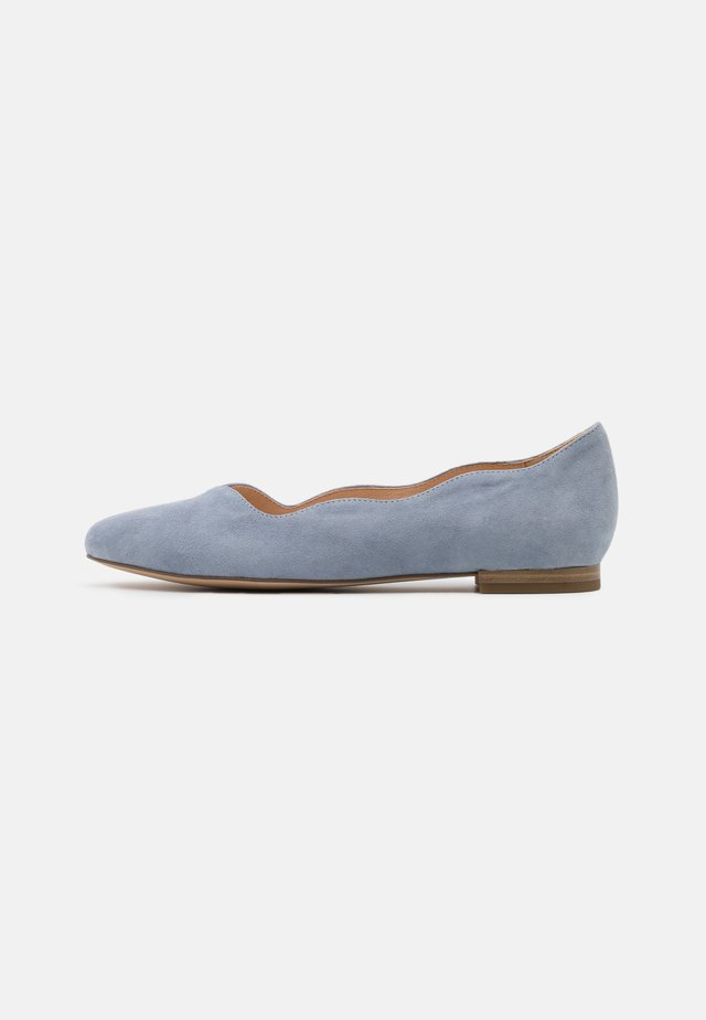 SLIP ON - Ballerina's - denim