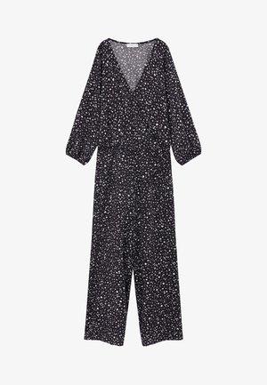 FLOWY - Jumpsuit - noir