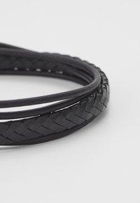 Fossil - MENS DRESS - Armbånd - black - 4